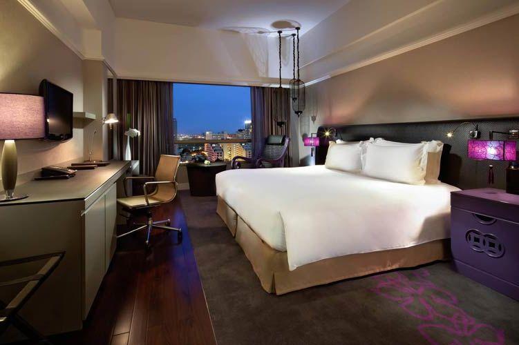 Sofitel HCMC - slaapkamer - Sofitel HCMC - Vietnam