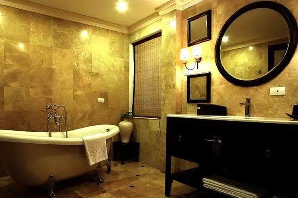 Badkamer van het Hanoi Boutique 1 Hotel - Hanoi Boutique 1 Hotel - Vietnam - foto: Hanoi Boutique 1 Hotel