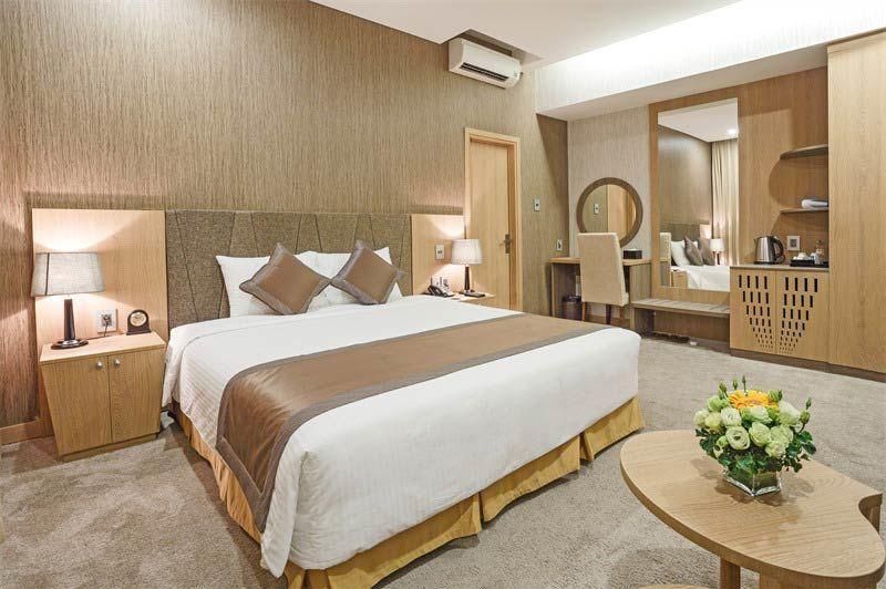 - foto: Muong Thanh Saigon Hotel