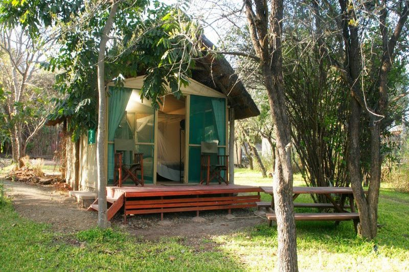 bungalow - Maramba River Lodge - Livingstone - Zambia