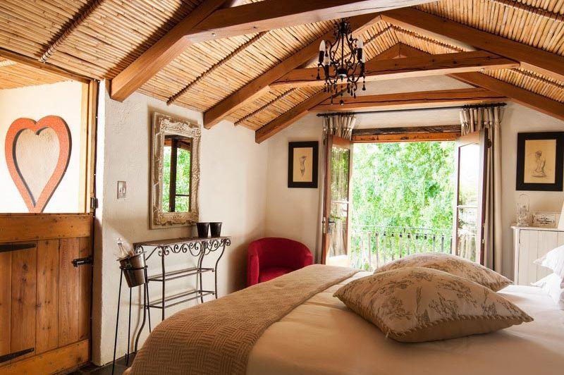 Babette Bed and Breakfast kamer honeymoon suite - Babette Bed and Breakfast - Zuid-Afrika