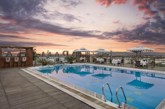 zwembad - Ramada Jaipur India
