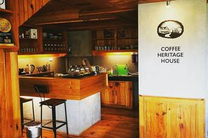 Coffee Heritage House - Sagada - foto: Coffee Heritage House