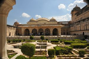Amber Fort - Jaipur - India - foto: pixabay