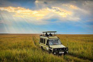 Amboseli National Park - safari - Kenia - foto: pixabay