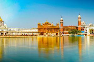 Amritsar - Gouden Tempel - Aanzicht - India - foto: pixabay
