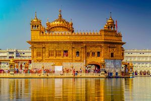 Amritsar - Gouden Tempel - India - foto: pixabay