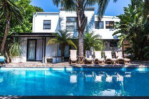 Antrim Villa - zwembad - Kaapstad - Zuid-Afrika