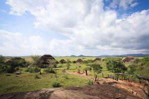 Apoka Lodge - Kidepo Valley - Oeganda
