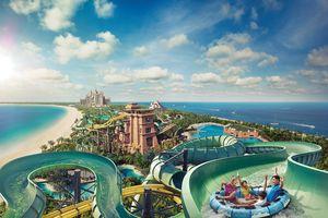 Aquaventure - waterpark - Dubai - foto: pixabay