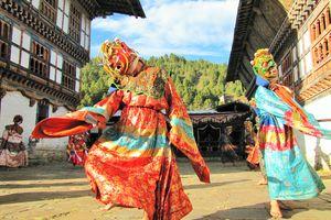 Bhumthang - Chumey - Festival - Bhutan - foto: flickr