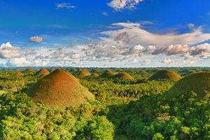 Bohol - Chocolate Hills - Filipijnen - Intas - CTTO