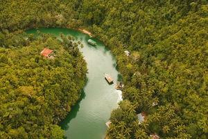 Bohol - Loboc rivier - Filipijnen - CTTO - Intas