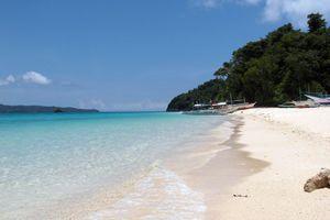 blauwe zee Boracay - Filipijnen - CTTO - Intas