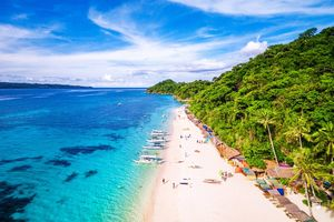 strand Boracay - Filipijnen - CTTO Intas