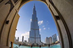 Burj Khalifa - Dubai - foto: pixabay