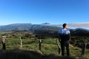 Cirques uitzicht - Réunion