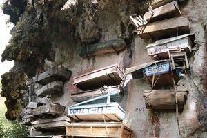 Cordillera - hangende doodskisten - Filipijnen - Intas - CTTO