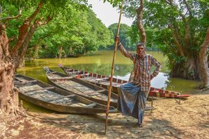 De Sunderbans - Delta - Local - India - foto: pixabay
