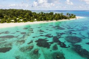 Denis Private Island - Resort - Seychellen - foto: Denis Private Island Resort
