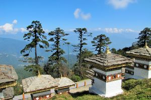 Dochu La Pas - Bhutan - foto: flickr
