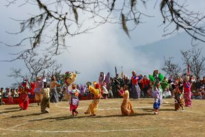 Dochula - Festival - Bhutan - foto: unsplash