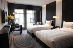 Eastern House Boutique Hotel twin kamer Xian China