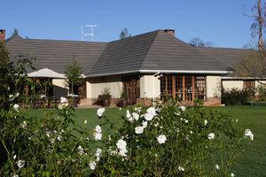Elgin Guesthouse - tuin - Drakensbergen - Zuid-Afrika