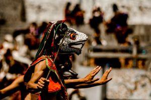 Festival - Traditioneel - Bhutan - foto: Canva