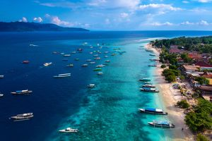 Gili Trawangan - Overview - Indonesie - foto: unsplash