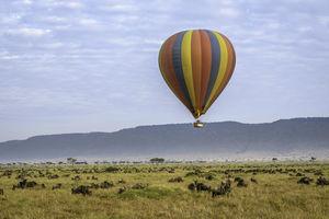 Governors Camp - ballon safari - Masai Mara - Kenia - foto: Governors Camp