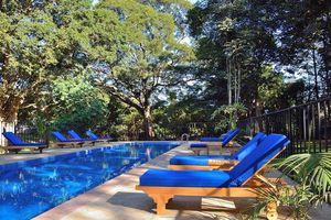 Green Hills of Africa - pool - Arusha - Tanzania