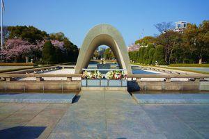 Hiroshima Monument, Japan - foto: pixabay