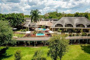 Ilala Lodge - Victoria Falls - Zimbabwe