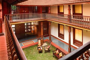 - foto: Hoysala Village Resort