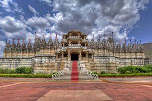 Jain Tempel - Ranakpur - India - foto: pixabay
