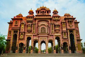 Jaipur - Poort - India - foto: unsplash