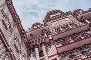 Jami Ul-Alfar Moskee - Colombo - Sri Lanka - foto: unsplash