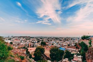 Jodhpur - Uitzicht - India - foto: unsplash