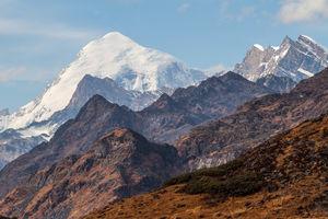 Jomolhari - Bergen - Chela La - Bhutan - foto: flickr