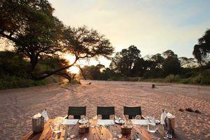 Jongomero Camp - Ruaha National Park -Tanzania