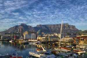 Kaapstad - waterfront - Zuid-Afrika - foto: pixabay