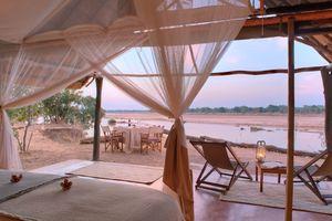 Kakuli Bush Camp - kamer - South Luangwa - Zambia