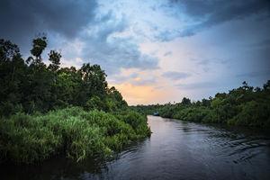 Kalimantan - Borneo - Natuur - Indonesie - foto: flickr