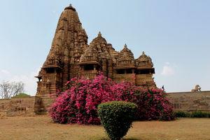 Khajuraho - Tempels - India - foto: flickr