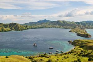 Komodo - Padar Eiland - Indonesie - foto: unsplash