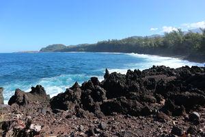 Lava kustlijn - Réunion