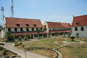 Makassar - Fort Rotterdam - Sulawesi - Indonesie - foto: flickr