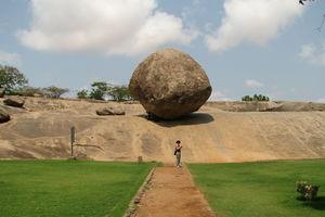 Mamallapuram - Krishnas Butterball - India - foto: flickr