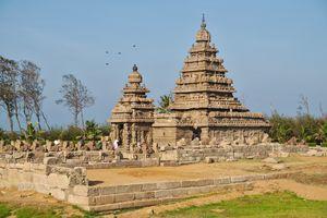 Mamallapuram - Tempel - India - foto: flickr